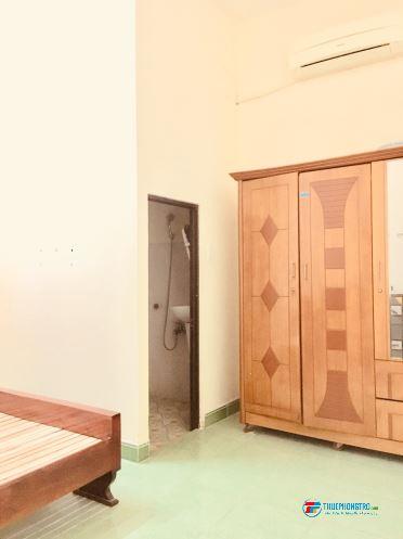 Phòng 20 – 25m2, wc trong máy lạnh Đường Số 4 –TTHC Dĩ An