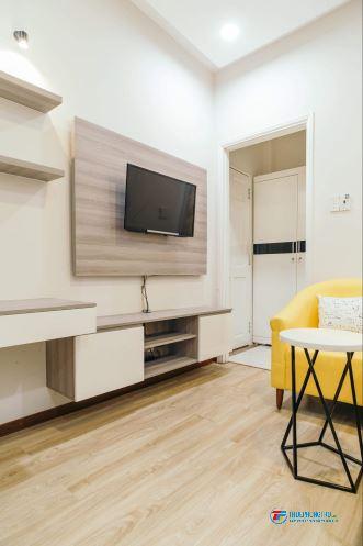 Căn hộ mới Full nội thất Trần Đình Xu, Quận 1 giá chỉ 6,5 triệu (hình thật 100%)