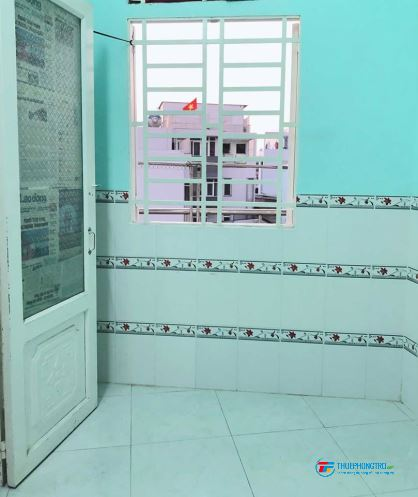 Cho thuê phòng trọ có gác thang máy, giờ tự do, bảo vệ 24/7 quận Tân Bình