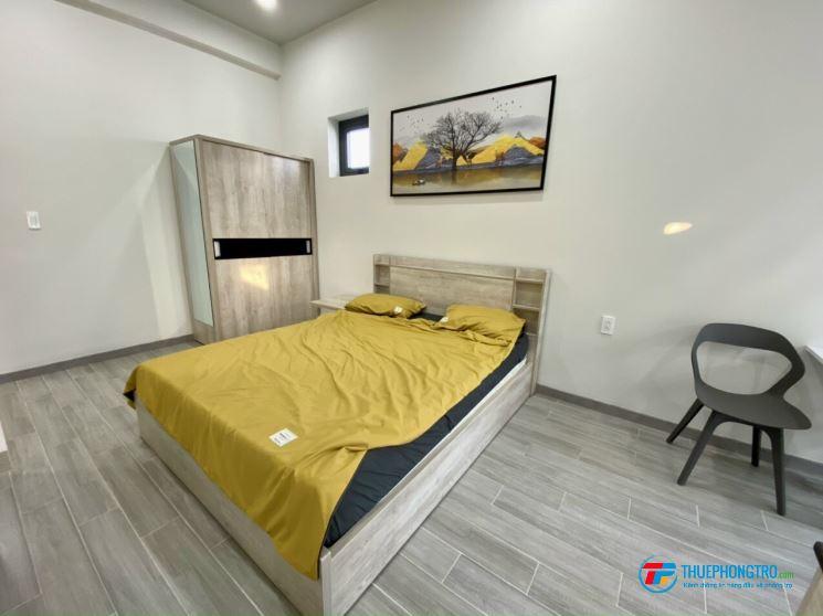 Căn hộ studio 40m2 full nội thất cao cấp new 100% đường Huỳnh Văn Bánh