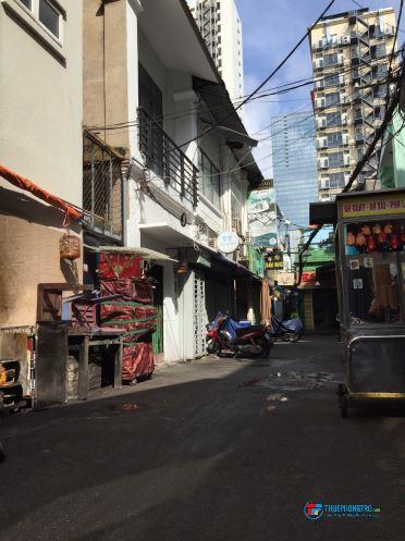 Cho thuê nhà Nguyên căn 100/17 Nguyễn Công Trứ, Quận 1
