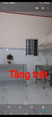 Cho thuê nhà mini mới xây 100%, gồm 1 trệt 2 lầu & sân thượng tại đường 28, P.Linh Đông, Q. Thủ Đức