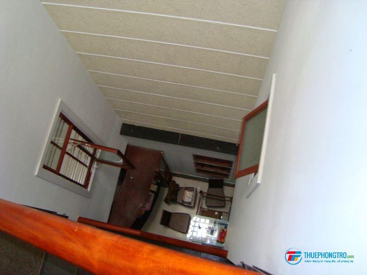 cho thuê nhà nguyên căn quận Bình Tân khu dân trí cao