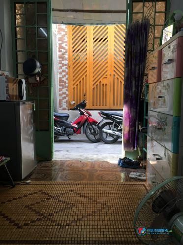 Cần 1 nữ ở ghép ở Nơ Trang Long - Bình Thạnh