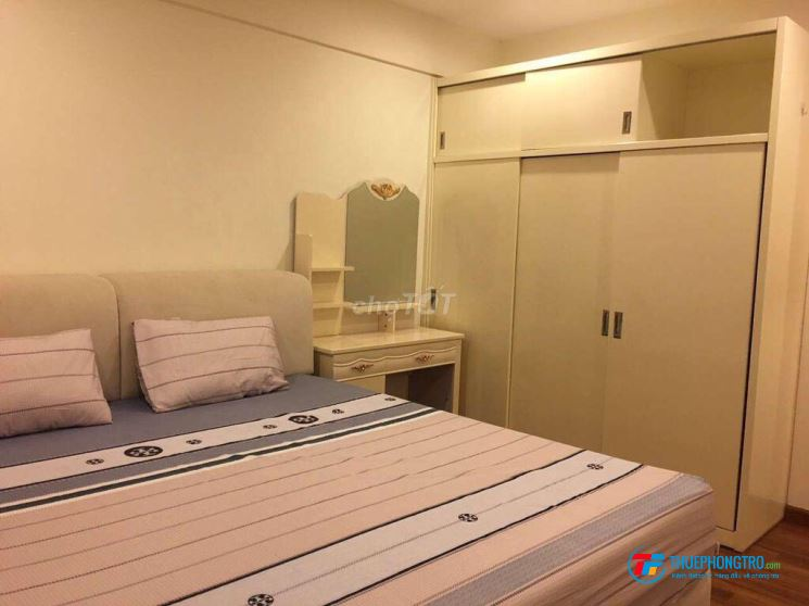 Tìm 2,3 bạn nữ ở ghép căn hộ 2 PN, chung cư Hưng Phát 1, Lê Văn Lương
