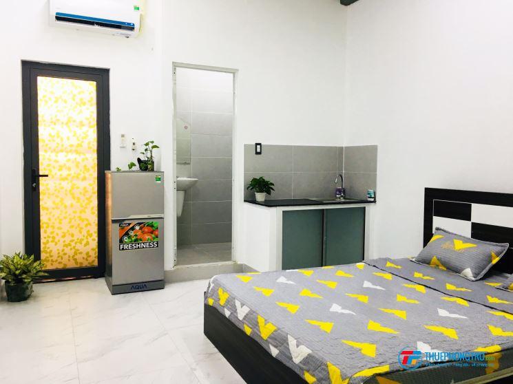 Cho thuê căn hộ Quận Phú Nhuận MỚI 100% - Giá chỉ 4tr/th (có ưu đãi thêm)