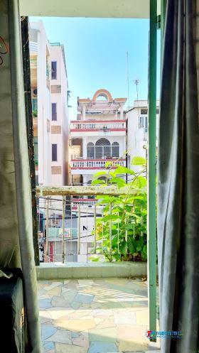 Cho thuê phòng mặt tiền Huỳnh Văn Bánh, 2.6tr, Ban công rộng rãi thoáng mát