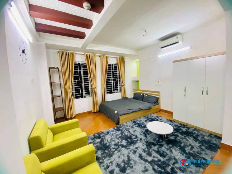 cho thuê phòng trọ rộng thoáng mát tại phố Trần Duy Hưng