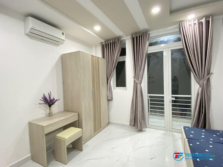 Chính chủ cho thuê phòng trọ cao cấp full nội thất cơ bản Lâm Văn Bền, quận 7