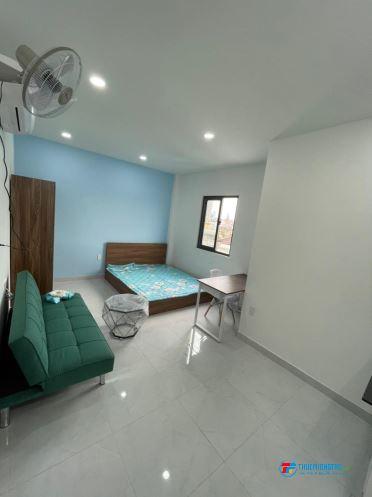 Căn hộ full nội thất Phan Tây Hồ Phú Nhuận có ban công, thang máy. nhà xe rộng rãi an ninh