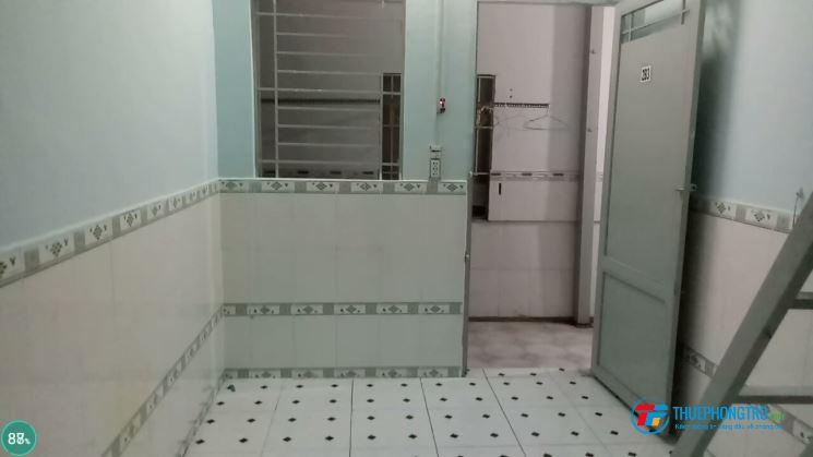 Phòng trọ 25 m2 gần chợ Thạch Đà đường Phạm Văn Chiêu, Gò Vấp
