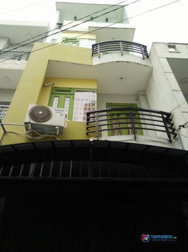 Cho thuê phòng Quận 12,gần CV Phần Mềm Quang Trung