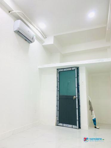 Phòng trọ mới xây giá bình dân