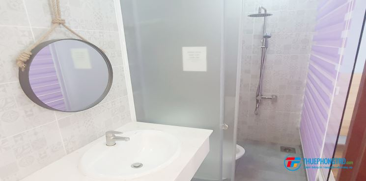 Cần cho thuê phòng trọ cao cấp 71/3 Nguyễn Trãi Q1 full nội thất