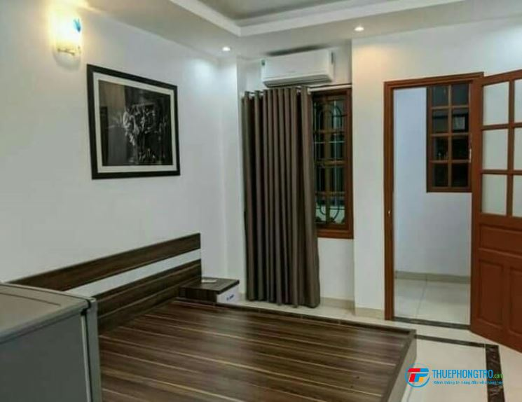 Phòng Mới Xây, fuldo tại Ngõ 67 Gốc Đề, Minh Khai, HBT