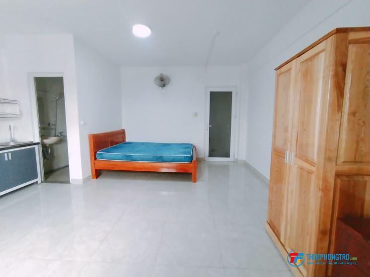 Phòng trọ đầy đủ nội thất gần EAON Tân Phú 28m2
