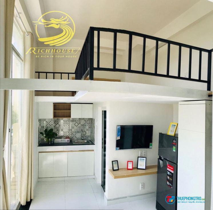 Căn hộ mini cao cấp giá chỉ như ở phòng trọ, 1063 Lê Văn Lương - Phước Kiển - Nhà Bè