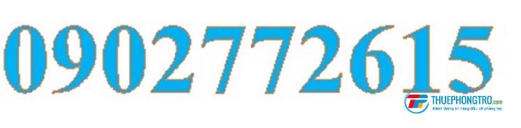 Cho thuê phòng trọ giá 2.000.000 - Hiệp Bình Phước