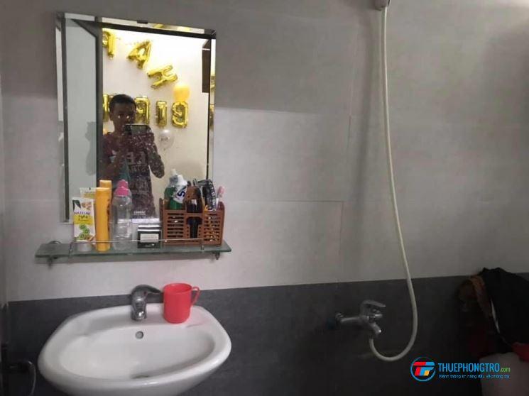 Cho thuê căn hộ mini 25m2 full nội thất đường Cầu Diễn Bắc Từ Liêm, Hà Nội