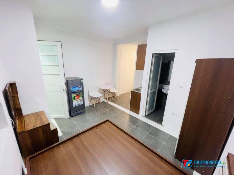 Căn hộ chung cư mini tòa nhà mới hoàn thiện