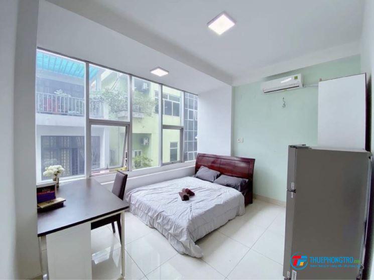 Cho thuê phòng trọ đầy đủ nội thất - Hỗ trợ giá 2 tháng đầu