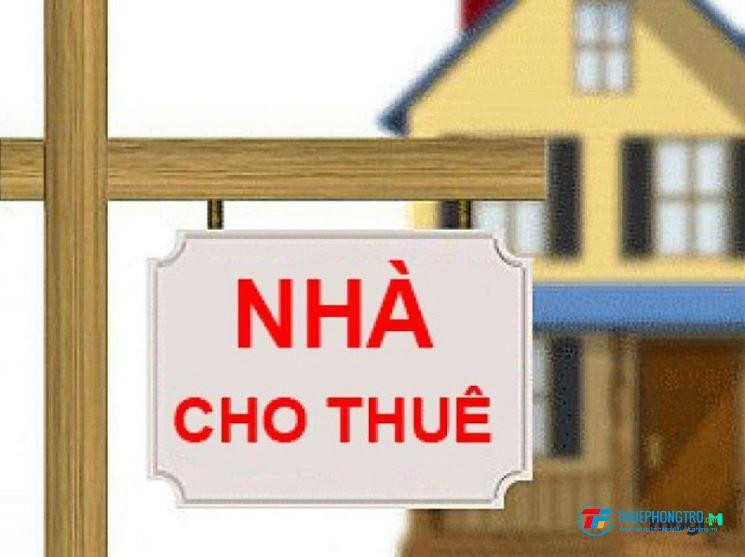 Cho thuê nhà riêng gần ngã tư Cơ Điện, lh: 037.337.9539